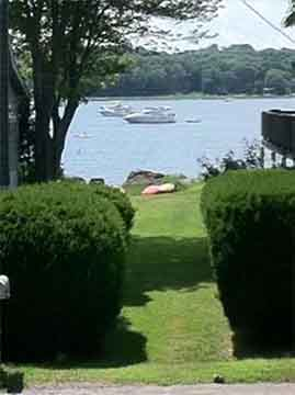 Warren, Rhode Island - Come to relax - Water view cottage ... on Warrens Outdoor Living id=35961